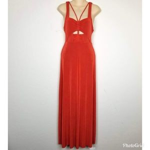 Free People Hypnotized Strappy Maxi Dress